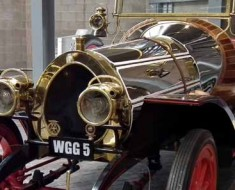 Photo of a Chitty Chitty Bang Bang Replica.