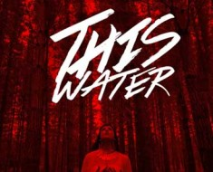 "Artwork from Eveyln Hart's music video ""This Water."""